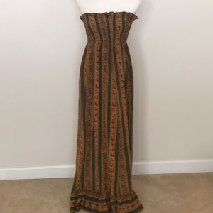 What Goes Around Comes Around Maxi Dress